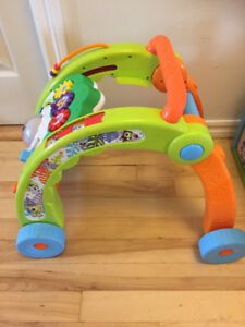 3 in 1 activity walker Little Tikes ***english only mode***