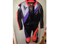 Dainese bike leathers Jacket and trousers,