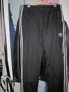 New Vintage Retro Old School Adidas Firebird Gym Track Pants