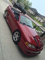 Trade?  1994 Ford Mustang cobra convertible 5.0 litre