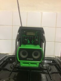 Hitachi work speaker