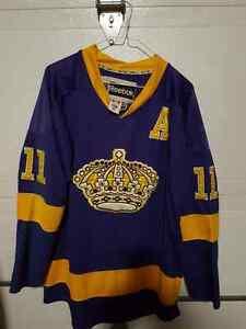 Vintage LA Kings RBK size 50