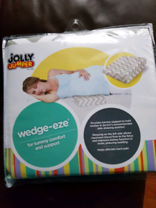 Jolly Jumper Wedge-Eze (Pregnancy Pillow)