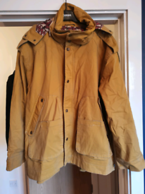 Free People Yellow Parka (two in a 12-14 medium size)