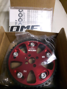 Tomei RB25 RB25 RB20 Adjustable intake cam gear