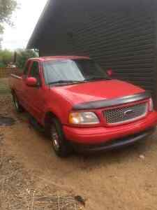 1999 Ford F-150 Supercab Pickup Truck