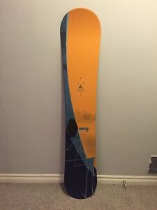 Burton Cruzer 156cm - All Mountain Snowboard, Made in USA
