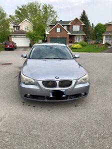2004 BMW 5-Series 4.4L V8