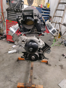 1000hp capable LSX twin turbo package!
