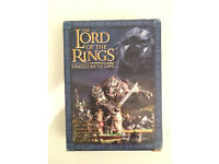 Lord Of The Rings Warhammer Troll Chieftain Boxed As New (Unassembled)