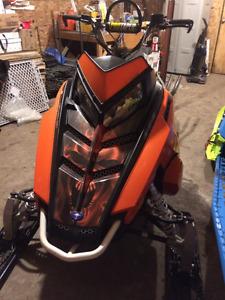 2014 Pro RMK 800 Polaris snowmobile