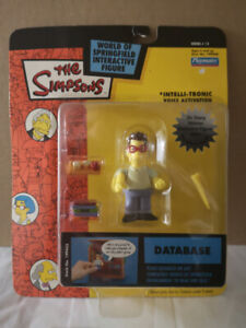 The Simpsons Playmates Database Serie #12
