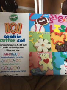 Cookie cutters or for crafts