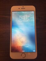iPhone 6 - 16gb - white - Bell