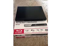 LG Blu-Ray/DVD Player