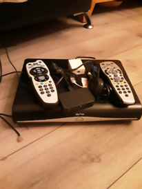 Sky +HD box