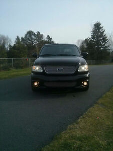 Ford f150 harley davidson 5.4 Supercharged