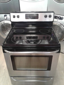 STOVE FRIGIDAIRE STAINLESS S GLASS TOP