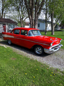 1957 Chevy 4 door