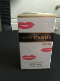 Prada Candy Kiss perfume 30ml new sealed