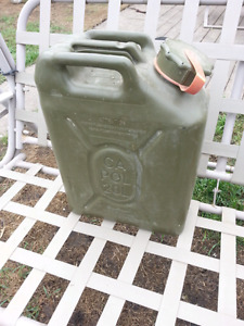 Jerry can , gas can
