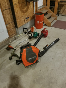 SELLING WEED WACKERS,  AND LEAF BLOWERS
