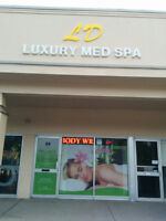 SPA Treatments & Services on special.