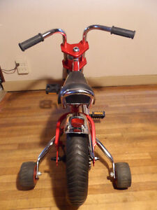 Schwinn StingRay Kid's OCC Chopper Bicycle (With Trainers!)