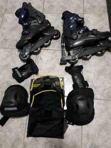 roller blades  patins a roues