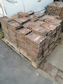 Second hand roof Rosemary tiles, very good condition