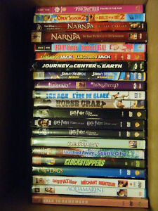 Child- friendly DVDs- Great for RV/ camper, cabin, car