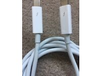 APPLE THUNDERBOLT CABLE 1.8 MTR MACBOOK