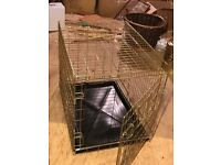 Dog Crate very strong cage and in excellent condition