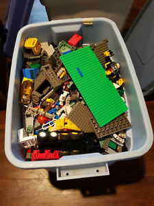 2 Large Bins of Lego's