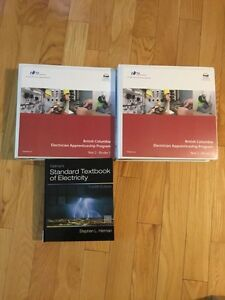 Brand New Electrical 2nd Year Textbooks