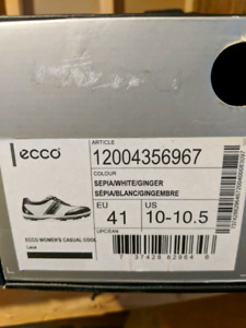Women's ecco golf shoes