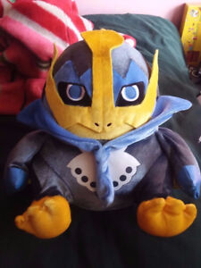 "Rare Banpresto Shiny-Fabric ""Empoleon"" Pokemon Plush/Stuffie"