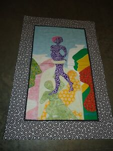EMPOWER Quilted Wallhanging