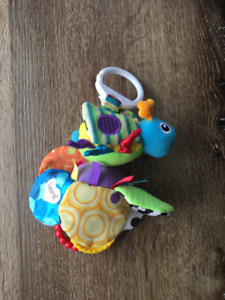 Lamaze Infant Developmental Toy - Flutterbug with Bee and Flower