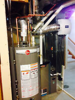 Furnace &Duct Work humidifire install ,Troubleshoot,Low Price !