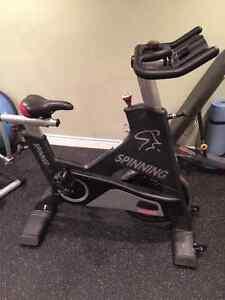 Commercial Star Trac Spinner bike