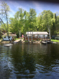 Beautiful Waterfront Cottage/House/ Income property