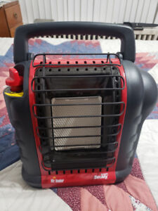 Mr heater buddy