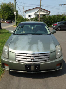 Cadillac Cts 2004 3.6