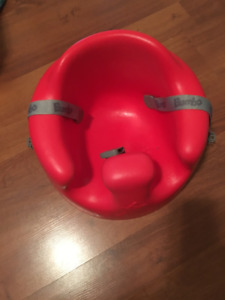 Bumbo Chair with Tray - original straps.