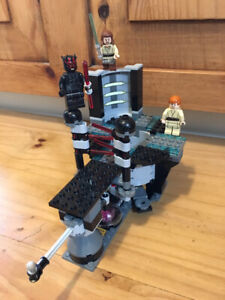 Lego Duell in Naboo Star Wars