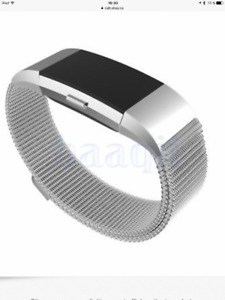 Montre fitbit: BRACELET NEUF, CHARGE 2