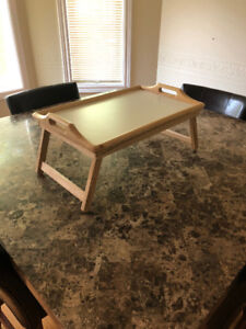 Bed and Breakfast table/Computer table