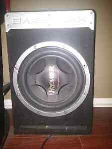 Pioneer champion series 12 inch and amp OBO