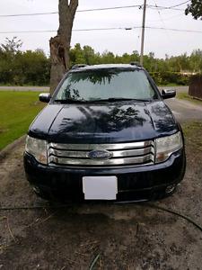 2008 Ford Taurus X Ltd.